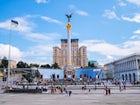 Maidan Nezalezhnosti Square, Kyiv