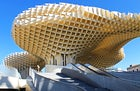 Metropol Parasol, largest wooden structure worldwide