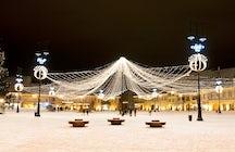 Christmas Market in Sibiu
