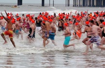 New Year's Day Dive-Nieuwjaarsduik