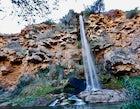 Salto de la Novia Waterfall