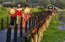Maing Thauk village, Inle Lake