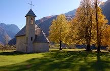Mountain Trek from Valbona to Theth