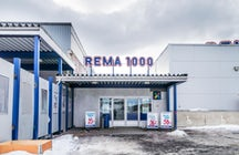 Rema 1000 supermarket Narvik
