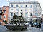 Fontana dei 4 Mori Marino