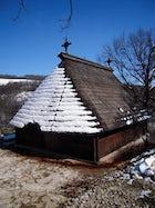 Log church, Krupa na Vrbasu