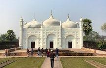 Khosh Bagh Cemetery, Murshidabad, West Bengal