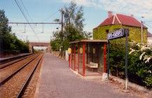 Erps-Kwerps station