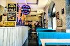 I55 American Bar & Restaurant, Budapest