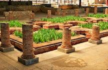 Cidade romana de Conímbriga/Ruínas de Conímbriga