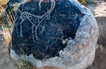 Museum of petroglyphs in Cholpon-Ata