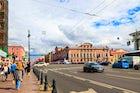 Beloselsky-Belozersky Palace, Saint Petersburg