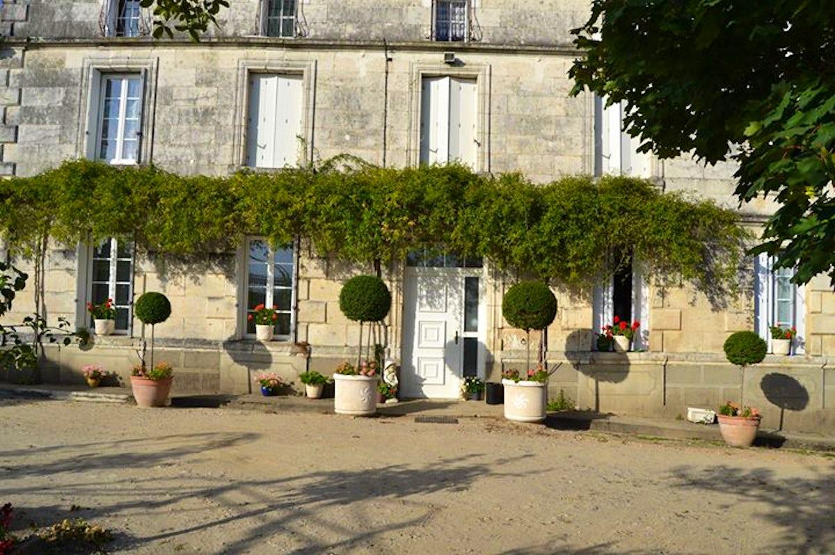 La Maison De Rose Brossac visit chambres d'hôtes