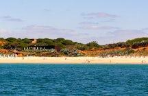 Praia dos Tomates / Rocha Baixinha Poente