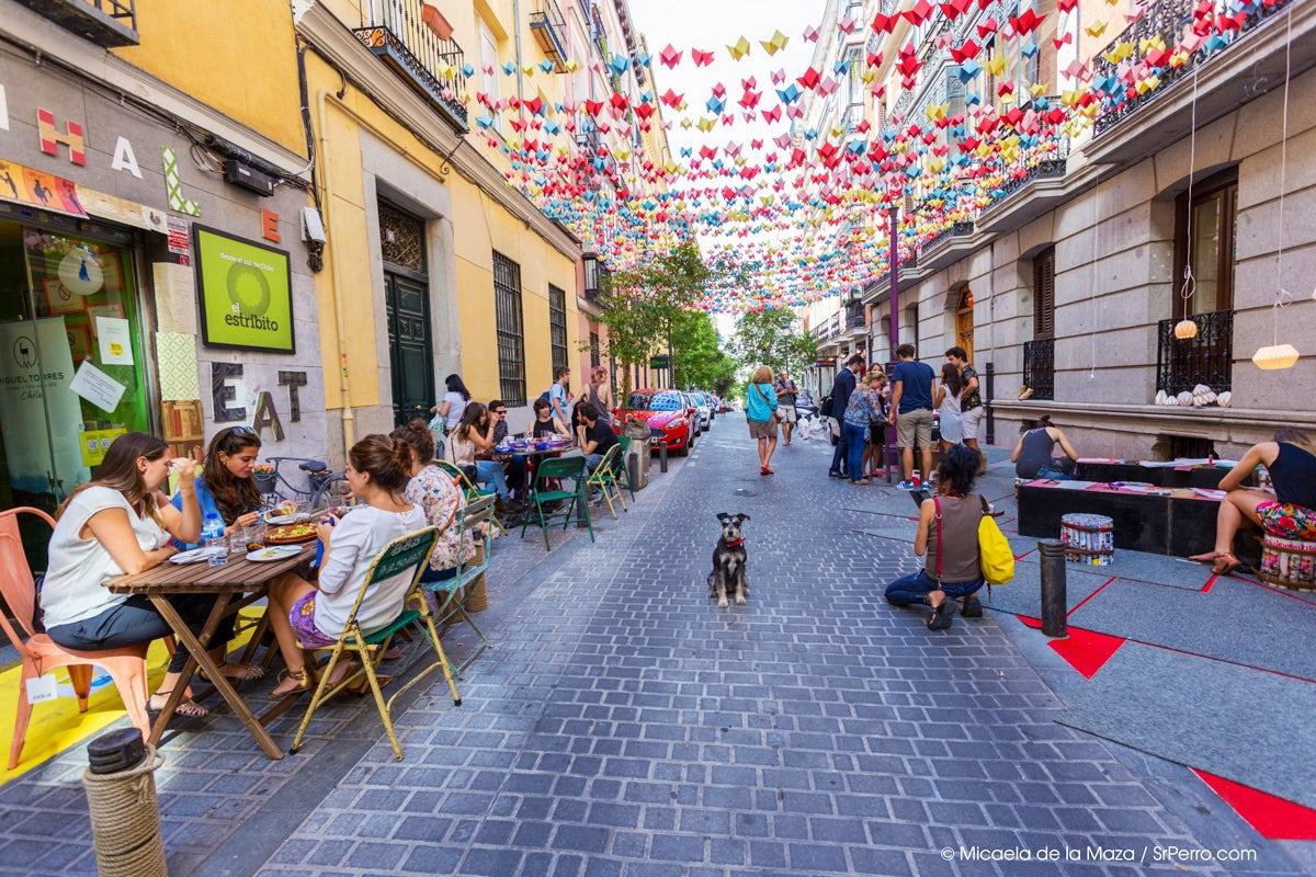 Visit Barrio de las Letras, Madrid