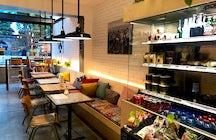 Lloyd Coffee Eatery, Cimetière d'Ixelles