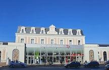 Gare d'Hendaye