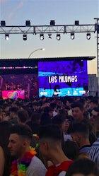 Los Palomos, Badajoz