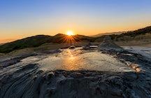 Berca Mud Volcanoes