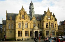 Court of Justice Ypres, Belgium