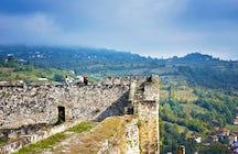 Explore Jajce medieval town