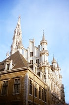 The Brussels Town Hall, Brussels