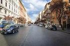 Via Cola di Rienzo Roma