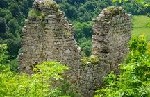 Zvečaj Fortress,  Ljubačevo