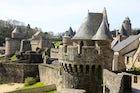 Fabuleux château de Fougères - officiel
