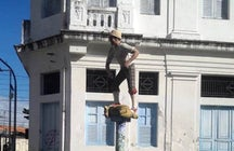 Chico Science Statue, Recife