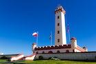 Monumental Lighthouse, La Serena