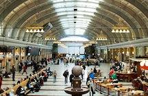 Stockholm Central Station