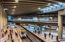 Schuman station, Brussels