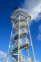 Siberian observation tower, Beržoras