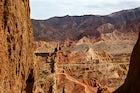 Canyon Skazka, Tong