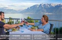 Hotel restaurant Prealpina, Chexbres Vevey