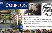 Eisenbahn- und Sammler Museum Courlevon