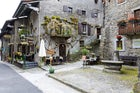 Yvoire, the medieval village in Haute-Savoie