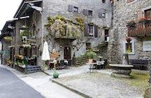 Yvoire, the medieval village in Haute-Savoie