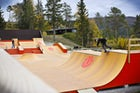 Camp Vierli skate hotel