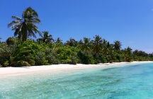Dhigurah Island, South Ari Atoll