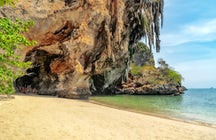 Phra Nang Beach, Railay, Krabi