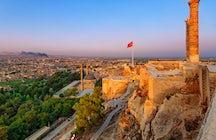 Visit Şanlıurfa and it's old castle