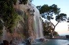 Castle Park in Nice