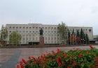 Lenin's square, Grodno
