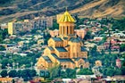 Sameba church in Tbilisi