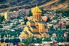 Sameba church in Tbilisi