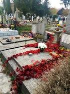 Evangelical Cemetery, Bistriţa
