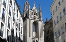 Maria am Gestade Church Vienna