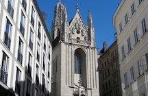 Maria am Gestade Church Vienna